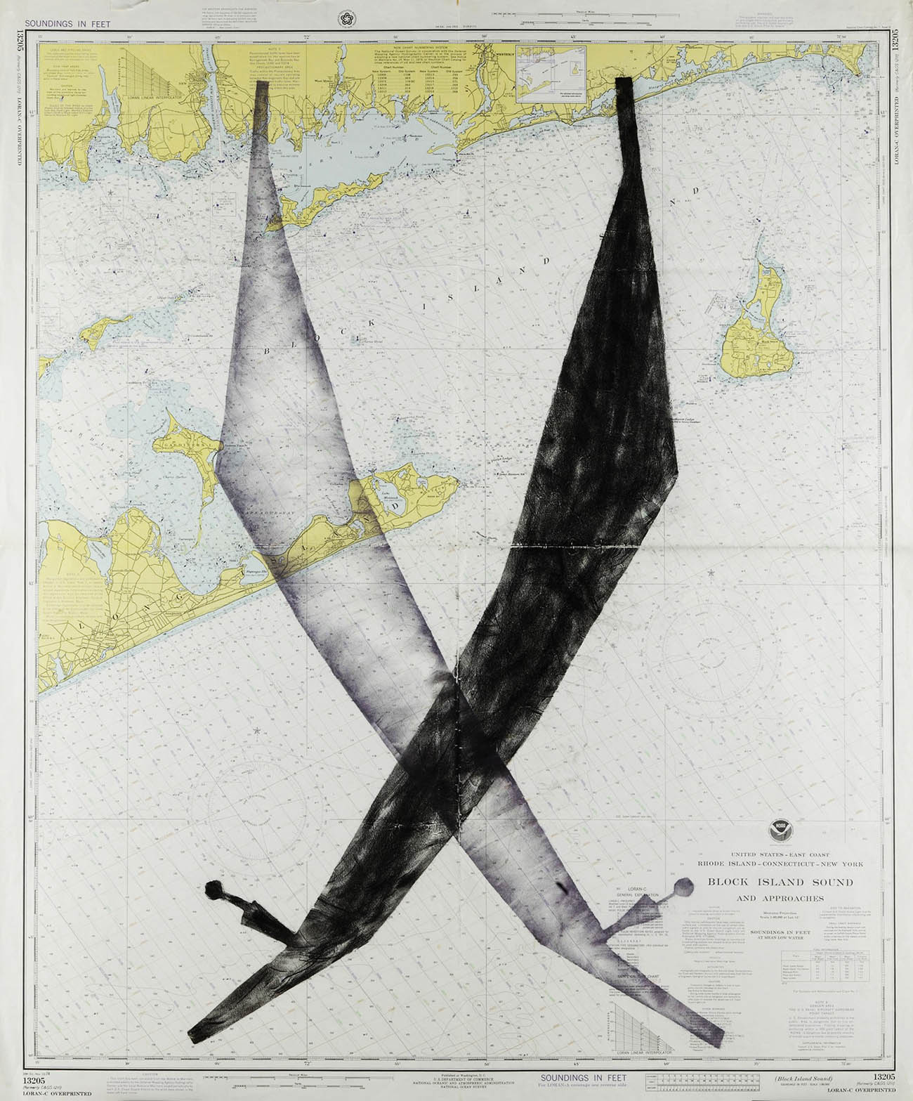 Block Island - 110x90cm - €750